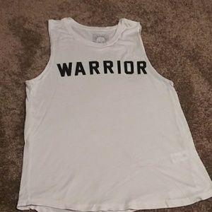 Women's Spiritual Gangster WARRIOR Tank Top